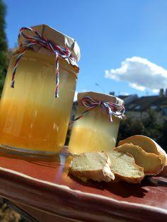 Řízný Zázvorový sirup ... pán nad rýmičkou ;-) / Strong ginger syrup