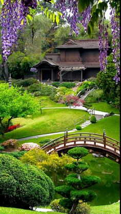 Great Absolutely Free japanese garden landscape Thoughts Japanese people gardens are usually classic gardens that induce small idealized scenery, frequently in an extr. Beautiful Landscapes, Beautiful Gardens, Amazing Gardens, Japanese Garden Zen, Japanese Gardens, Japanese Style, Chinese Garden, Japanese Nature, Japan Garden