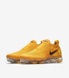 "online store bae50 d1c93 Nike Vapormax Moc 2 ""University Gold"" Drops This Friday, May 11, 2018"