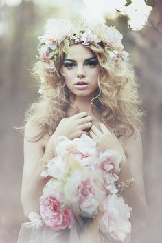 The Wild Rose Fairy | Flickr BY: Emily Soto (great photography!!)