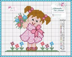 Disney Cross Stitch Patterns, Cross Stitch For Kids, Cross Stitch Boards, Mini Cross Stitch, Cross Stitch Needles, Cross Stitch Flowers, Cross Stitch Designs, Cross Stitching, Cross Stitch Embroidery