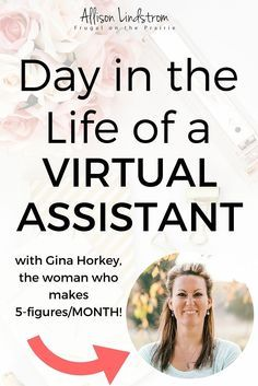 Thinking about becoming a Virtual Assistant? What does a V.A do all day? How do they manage to work from home with all the regular distractions? Here's a sneak peek into the typical day of the queen of Virtual Assistants, Gina Horkey!