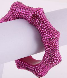 Crystalicious Bamboo Bracelet - $20.00 : K.I.S.S. Boutique!, Keep It Sweet and Sexy