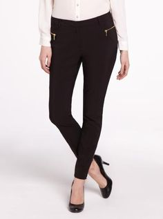 Career pants - straight leg | Women| Shop Online at Reitmans