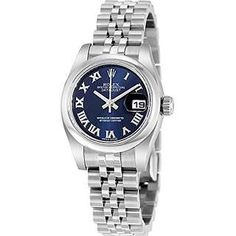 Rolex Women's Lady Datejust Blue Dial Jubilee Watch.  $6,853.00 Follow @bestwatches1st #rolexwatches @rolex