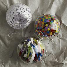 come usare in modo alternativo le sfere di plastica