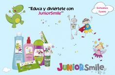 'Educa y diviértete con JuniorSmile'