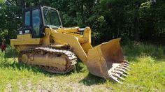 2001 Cat Caterpillar 963C Track Loader Diesel Engine Construction Machine 963...