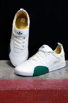 8395f699d76c2 Nakel x adidas Skateboarding 3ST Skate Shoes