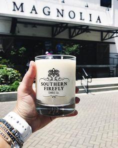 #tbt to a perfect day spent at @magnolia! #southernfireflycandle #magnolia #silos #handpoured #handcrafted #atlmkt #makermade #makersmovement #makersgonnamake