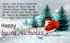 Saint Nicholas 2013 Day Quotes Picutes-Images-Wallpapers