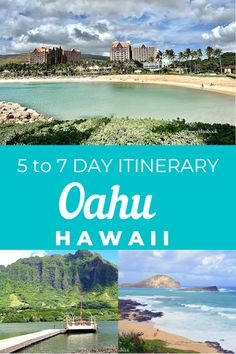 Waimea Falls, Kailua Beach, Hanauma Bay, Uss Arizona, Paradise Cove, Love Island, Pearl Harbor, Hawaiian Islands, Beach Walk