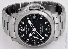 Panerai - Luminor GMT : PAM 160 : Bernard Watch
