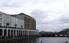 #Alserarkaden #Hamburg