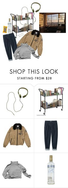 """""""-99"""" by savlinem ❤ liked on Polyvore featuring Madewell, Safco, Paul & Joe and My Mum Made It"""