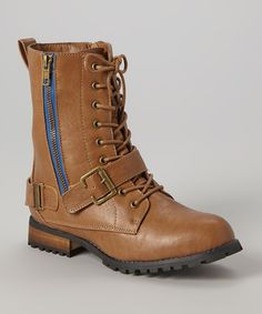 Look what I found on #zulily! Taupe Chapter 4 Boot by Jacobies Footwear #zulilyfinds