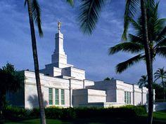 HA Kona Hawaii Temple
