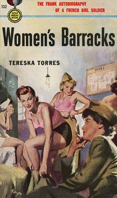 Women's Barracks, 1951