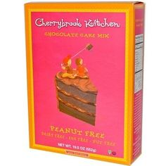 Cherrybrook Kitchen Chocolate Cake Mix (6x19.5OZ)