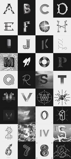 36 Days Of Type on Typography Served