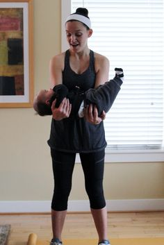 5 (More!) Workouts For Mommies and Babies