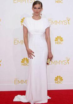 Anna Chlumsky at the 2014 Emmy Awards