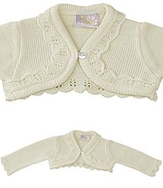 BabyPrem Baby Girls Clothes Knitted Pink White Hooded PONCHO Cardigan Sweater
