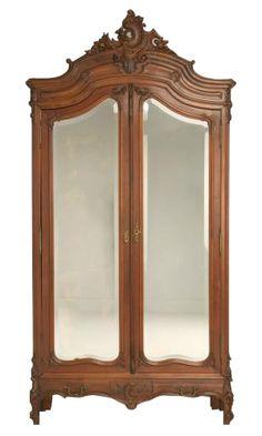 110 best Antique Armoire images on Pinterest | Antique furniture ...