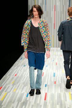 Factotum Spring/Summer 2015 - Mercedes-Benz Fashion Week Tokyo