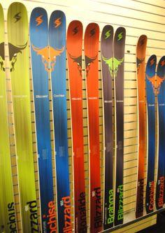 Tecnica Blizzard Skis