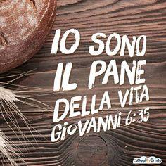 IO SONO il pane della vita - Gesù I AM tre bread of life - Jesus http://ift.tt/2925eEw