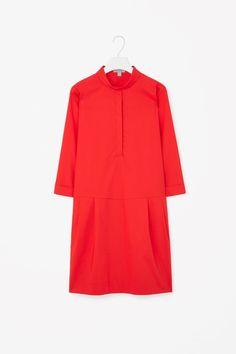 COS | Cotton shirt dress
