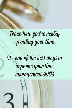 In this time management tip, I share an exercise with you to track how you spend your time. This is an essential exercise for anyone wanting to improve...