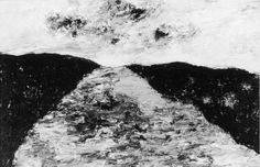 'Schwarze Landschaft'