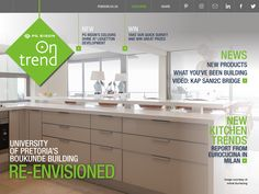 Just in time! The new issue of OnTrend online magazine is out, packed with inspirational projects and ideas using materials from PG Bison.