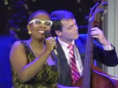 Singer Cecile Salvant being called new face of jazz