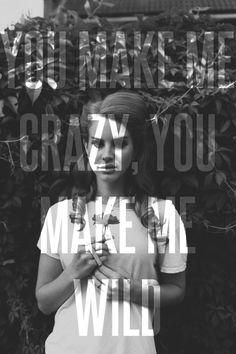 American - Lana Del Rey.