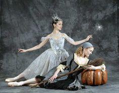 Cinderella, Joffrey Ballet.