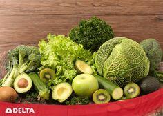 Yeşil yapraklı sebzeleri saklamadan önce haşlarsanız, sebzeler vitaminlerini ve renklerini korumuş olur. #Delta #DeltaSogutma