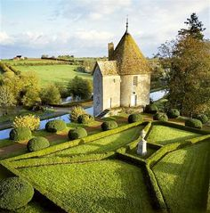 perfect french garden