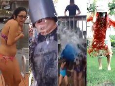 MUNDO LIVE NEWS NOTICIAS: DesafioDoGelo: um banho de água fria na Esclerose ...