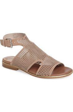 Donald J Pliner Leah Perforated Sandal (Women) available at #Nordstrom