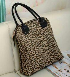 Precioso Bolso Leopardo ♥ de nuestra LeopardTrend ♥ visítanos en www.ilovetrendy.co