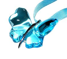 The Lalique Butterfly Pendant