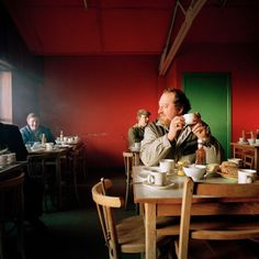 Martin Parr - IRELAND. County Cavan. Swanlinbar. 1992.