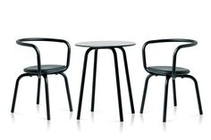 konstantin grcic: parrish collection for emeco