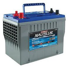 Car/Marine battery: