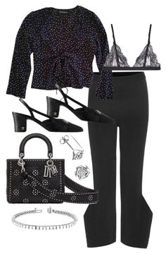 """""""Untitled #23110"""" by florencia95 ❤ liked on Polyvore featuring STELLA McCARTNEY, Chanel and La Perla"""