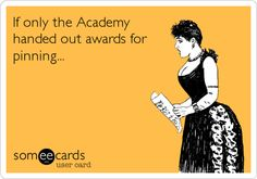 The Academy should think about this..