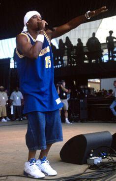 Jay in the Air Jordan 5 Laney